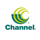 Channel logo icon