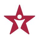 Character logo icon