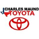 Charles Maund Toyota logo icon