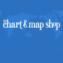 The Chart & Map Shop logo icon