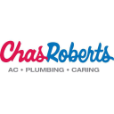 Chas Roberts Air Conditioning Company Logo