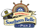 Southern Belle Riverboat logo icon
