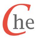 Che Calc logo icon