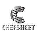 chefsheet.com logo