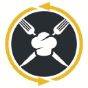 Chef X Change logo icon