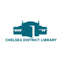 Chelsea District Library logo icon