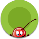 Cherry Man logo icon