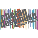 chetan deshmukh animation studios pvt. ltd. logo