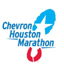 Chevron Houston Marathon logo icon