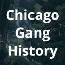 Chicago Gang History logo icon