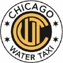 Chicago Water Taxi logo icon