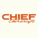 Chief Aircraft logo icon