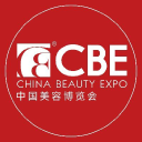 China Beauty Expo logo icon