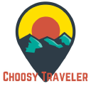 Choosy Traveler logo icon