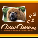 Chow Chow logo icon