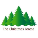 Christmas Forest logo icon