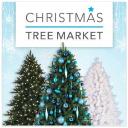 Christmas Tree Market logo icon