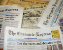 The Chronicle Express logo icon
