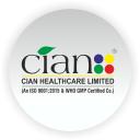 Company logo Cian Health Care Pvt