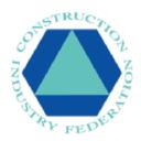 Construction Industry Federation logo icon