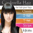 Cinderella Hair Extension logo icon