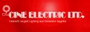Cine Electric Limited logo icon