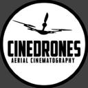 Cine Drones logo icon