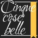 Cinque Cose Belle logo icon