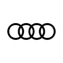 Circle Audi logo icon