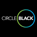 Circle Black logo icon