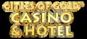 Cities of Gold Casino Company Logo
