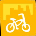 City Bikes logo icon