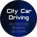 City Car Driving logo icon