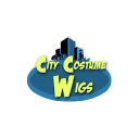 City Costume Wigs logo icon