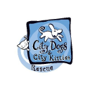 City Dogs Rescue logo icon
