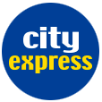 City Express logo icon