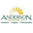 City of Anderson SC logo