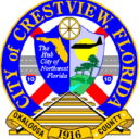 City Of Crestview logo icon