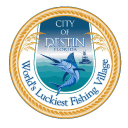 Destin, Fl logo icon