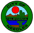 City Of Needles logo icon