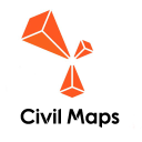 Civil Maps Stock