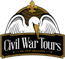 Civil War Tours Of New Orleans logo icon