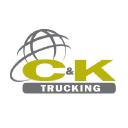C&K Trucking logo icon