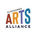 Clackamas County Arts Alliance logo icon