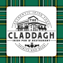 Claddagh Irish Pub logo icon