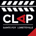 Cinéma Le Clap logo icon