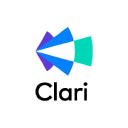 Company logo Clari