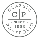 Classic Portfolio logo icon