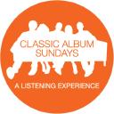 Classic Album Sundays logo icon