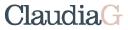 Claudia G Collection logo icon
